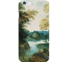 River Landscape iPhone Case/Skin