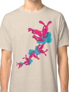 Many Rabbit on the Cloud Classic T-Shirt
