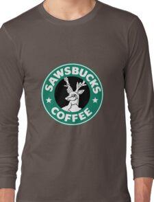 Sawsbucks Coffie Long Sleeve T-Shirt
