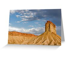 Majestic Mesa Verde Country Greeting Card