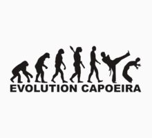 Evolution Capoeira One Piece - Short Sleeve