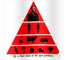 Hannibal - Apex Predator Poster