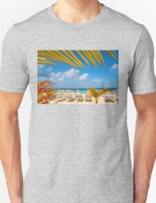 The Bacardi Island in Samana Bay, Cayo Levantado  Unisex T-Shirt