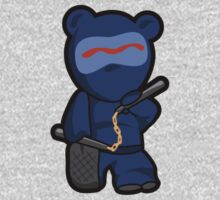 Beware the ninja bear warrior... SHINOBEAR! by Lordy99