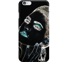 Angel Face Fine Art Print iPhone Case/Skin