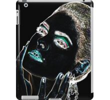 Angel Face Fine Art Print iPad Case/Skin