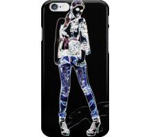 Fashion Model Fine Art Print iPhone Case/Skin