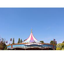 King Arthur Carrousel  Photographic Print