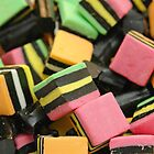 Licorice Candy by sallydexter