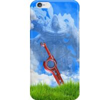 Xenoblade Chronicles cover iPhone Case/Skin