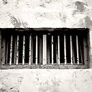 Old Prison Cell Window  by sallydexter