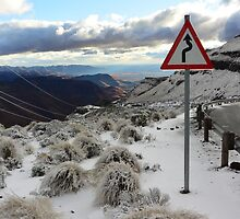 Beware of bends! by heinrich
