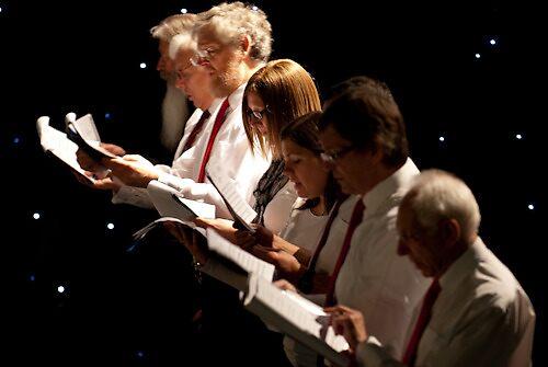 Choir by Paterno