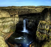 Palouse Falls by Terence Russell