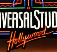 Universal Studios. Sticker