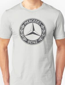 mercedes distressed Unisex T-Shirt