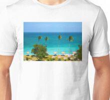 Cayo Levantado - The Bacardi Island in Samana Bay Unisex T-Shirt