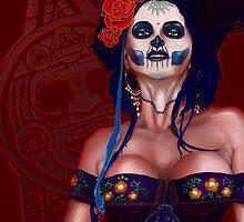 Dia de morta by Roger  Maldonado