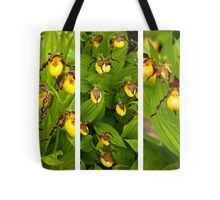 Ontario Orchids Tote Bag