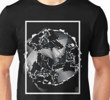 Three Wolves One Moon Unisex T-Shirt
