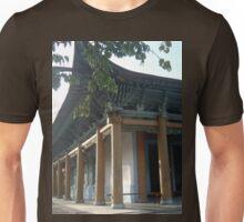 a vast Kyrgyzstan landscape Unisex T-Shirt
