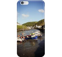 Boscastle Harbour iPhone Case/Skin