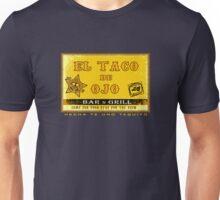 taco de ojo Unisex T-Shirt