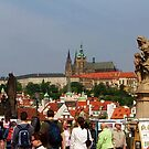 Charles Bridge, Prague by jules572