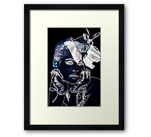Beautiful Girl Fine Art Print Framed Print