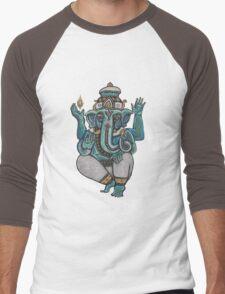 Ganesha Tee Men's Baseball ¾ T-Shirt