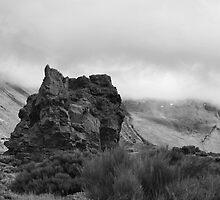 Lava landscape by evilcat