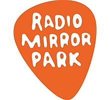 Radio Mirror Park Photographic Print