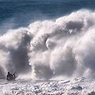 Mike Stewart @ Nazare Special Edition by Filipe Goucha