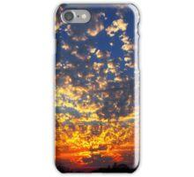 Oregon Sunset iPhone Case/Skin