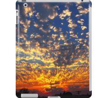 Oregon Sunset iPad Case/Skin