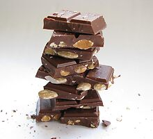 Chocoholic by Ellenor Clarke