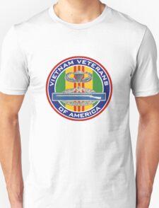 Vietnam vet emblem. T-Shirt