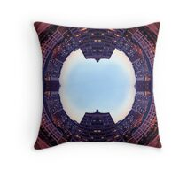 In a well 2 Throw Pillow