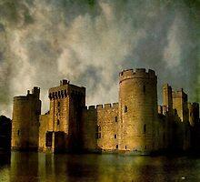 Bodiam Castle by Lydia Marano