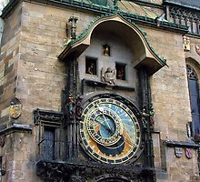 Prague - Old Town Hall Tower & Astronomical Clock by jules572