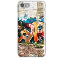 Graffiti Street Art #2 iPhone Case/Skin