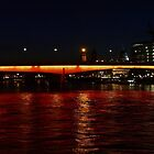 London Bridge Illuminated by Terry Senior