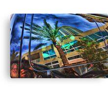 enhanced reflections Canvas Print