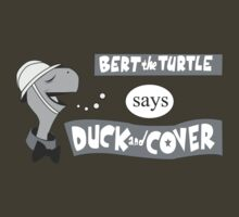 Duck and Cover by BenClark