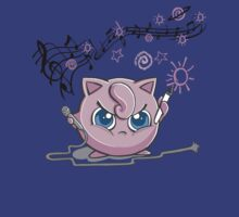 Jiggly-Puff Tagging Tees by Ameda Nowlin