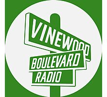 Vinewood Boulevard Radio Photographic Print