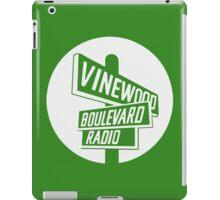 Vinewood Boulevard Radio iPad Case/Skin