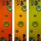 Lee 'Scratch' Perry by Satta van Daal