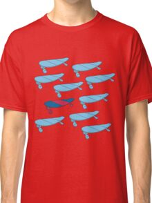Blue Boards Classic T-Shirt