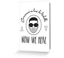 NSL Drake Greeting Card